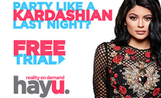 party like a kardashian last night? Click here for