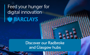Barclays - Feed your hunger for digital innovation