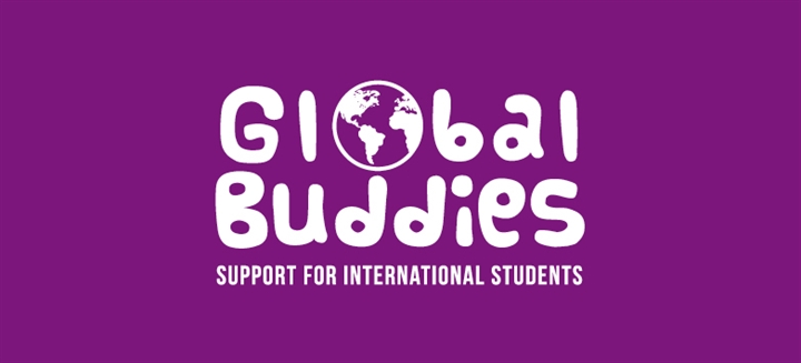Global Buddies International Welcome Lunch