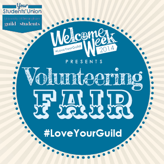 Volunteering Fair