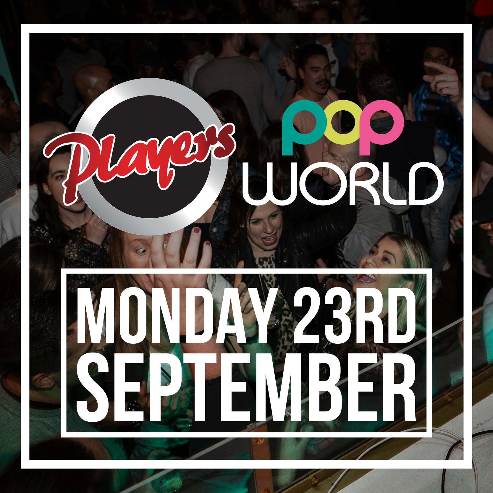 Players and Popworld graphic