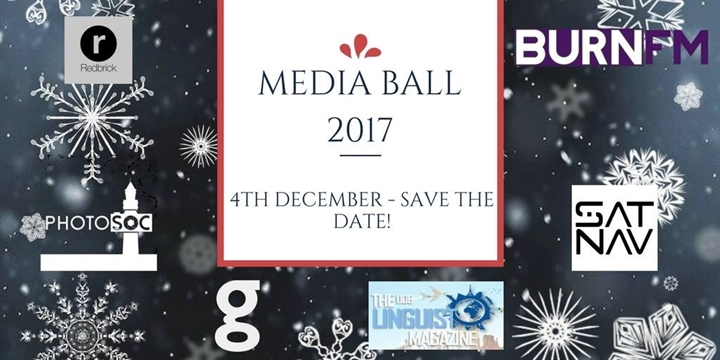 Media Ball 2017: Photosoc Tickets