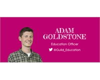 Adam Goldstone Education Officer Photo