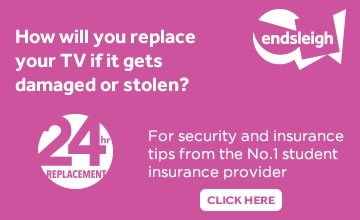 How will you replace your TV if it gets damaged or stolen? For security and insurance tips from the