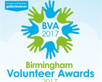 Birmingham Volunteer Awards 2017