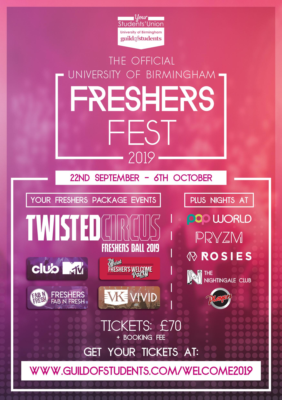 Freshers Fest