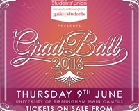 Gradball 2016 Thursday 9th June