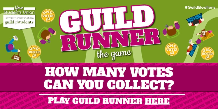 Guild Runner the game