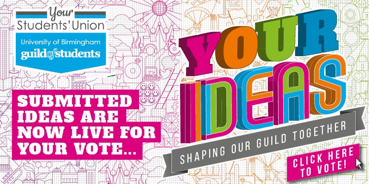 Your Ideas - submitted ideas are now live for your vote