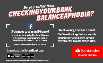 Do you suffer from Checkingyourbank Balanceaphobia?