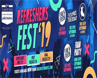Refreshers Fest 2019 - click here for more information