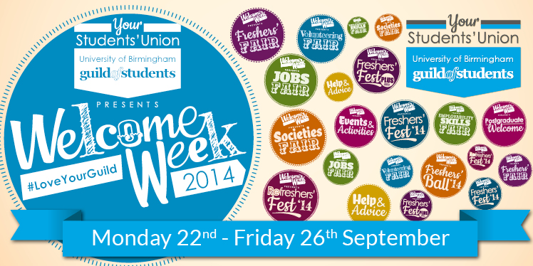 Welocme Week 2014