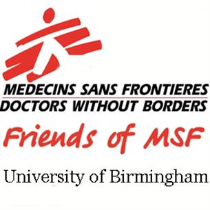 Friends Of MSF Logo