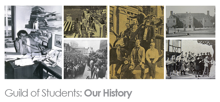 Image - Guild of Students: Our History