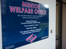 Mentor Welfare office