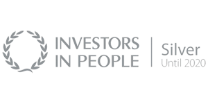 Investors in People - Silver until 2020 - logo