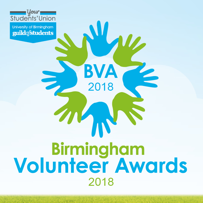 Birmingham Volunteer Awards Logo