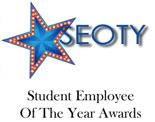 Student Employee of the Year (SEOTY) Awards logo