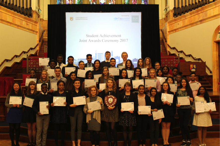 Skills homepage image from Student Achievement Joint Awards Ceremony 2017