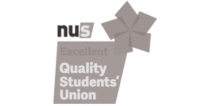 NUS Excellent Quality Students' Union logo
