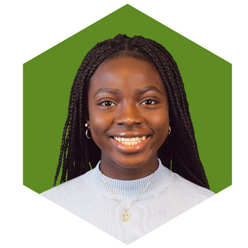 Damilola Oyeleke - Ethnic Minority Students' Officer
