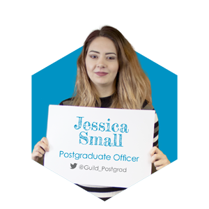 Jessica Small - Postgraduate Officer 2018-19