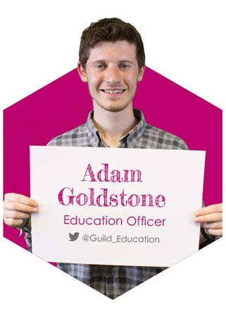 Adam Goldstone - Education Full Time Officer