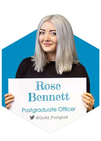 Rose Bennett - Postgraduate Full Time Officer