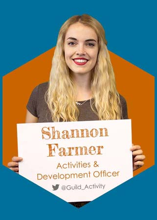 Shannon Farmer - Activities & Development Full Time Officer