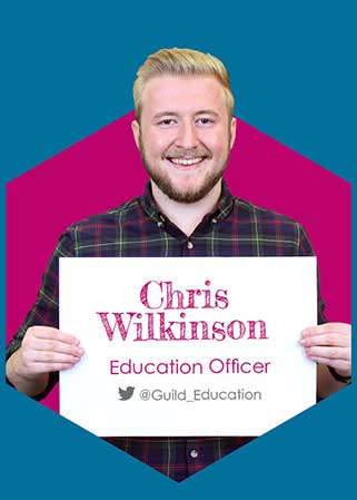 Chris Wilkinson - Education Officer 2016-17