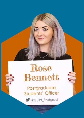 Rose Bennett - Postgraduate Officer 2016-17