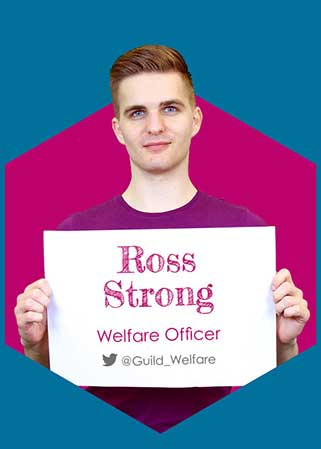 Ross Strong - Welfare Officer 2016-17