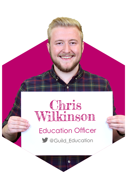 Chris Wilkinson - Education Officer Image
