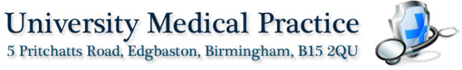 University medical practice - 5 pritchards road, edgbaston, birmingham, b15 2qu