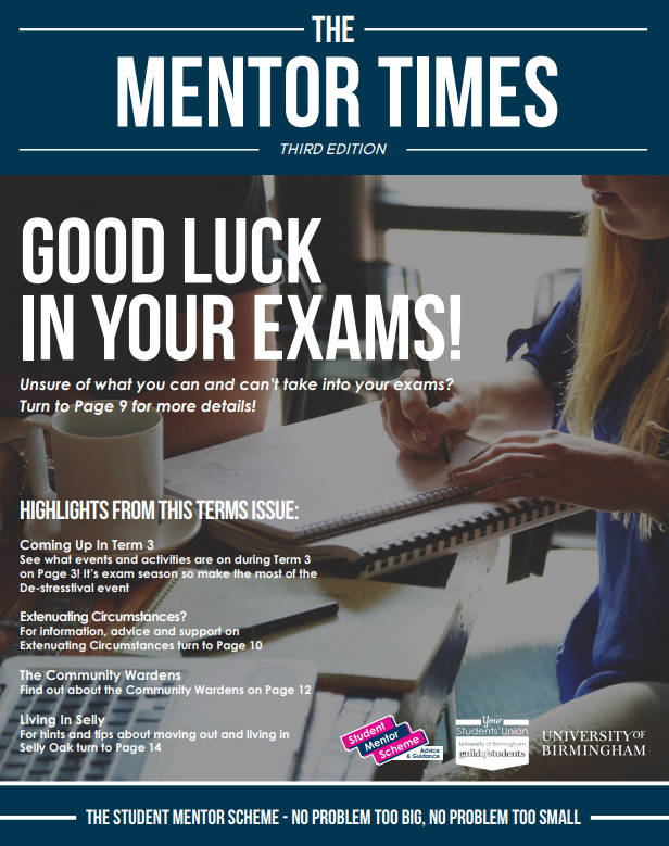 Front page image of The Third Edition of The Mentors Times Post