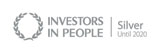 Investors in People - Silver Award until 2020