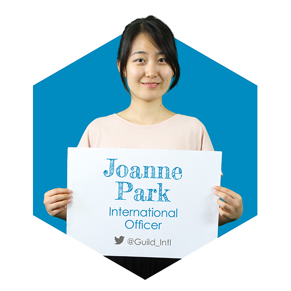 Joanne Park - International Officer