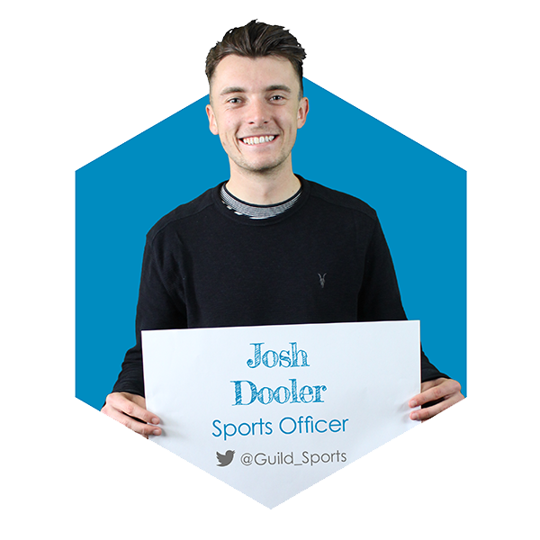 Josh Dooler - Sports Officer