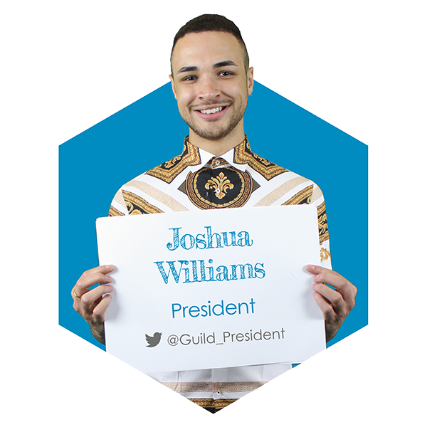 Joshua Williams - Guild President