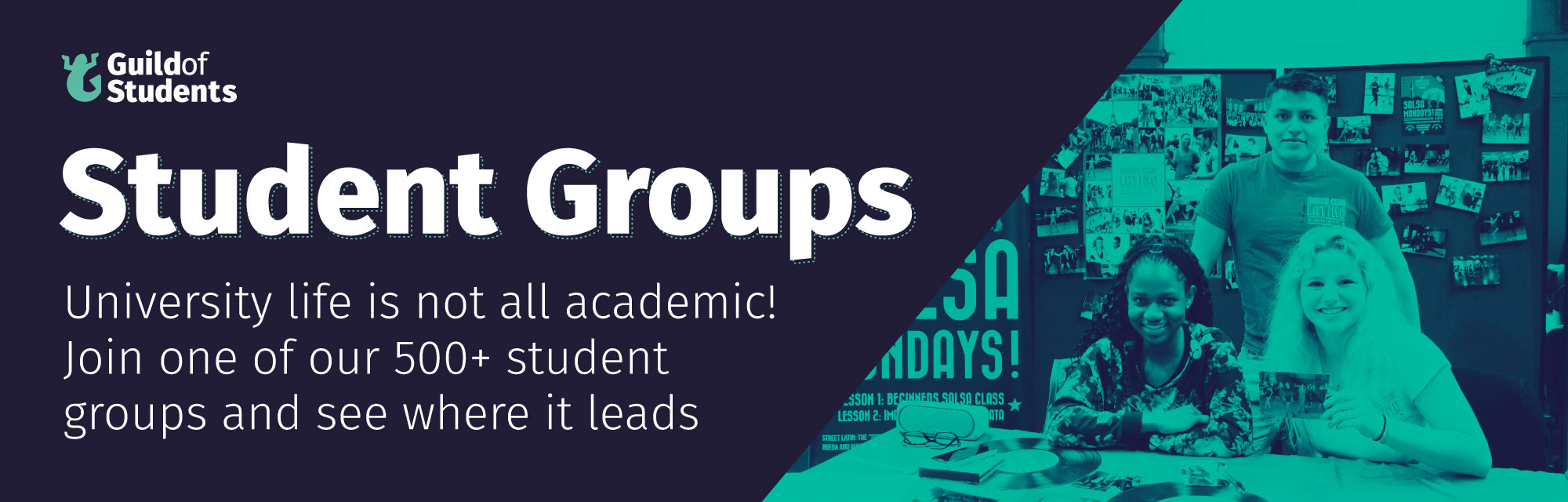 Guild of Students Student Groups